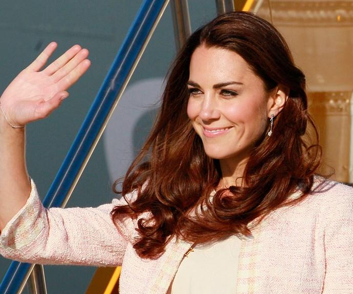 William & Kate's next royal tour