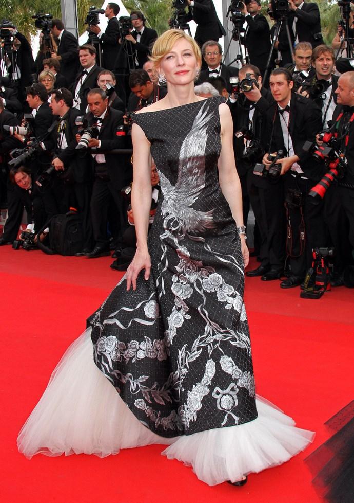 Cate Blanchett's best red carpet looks
