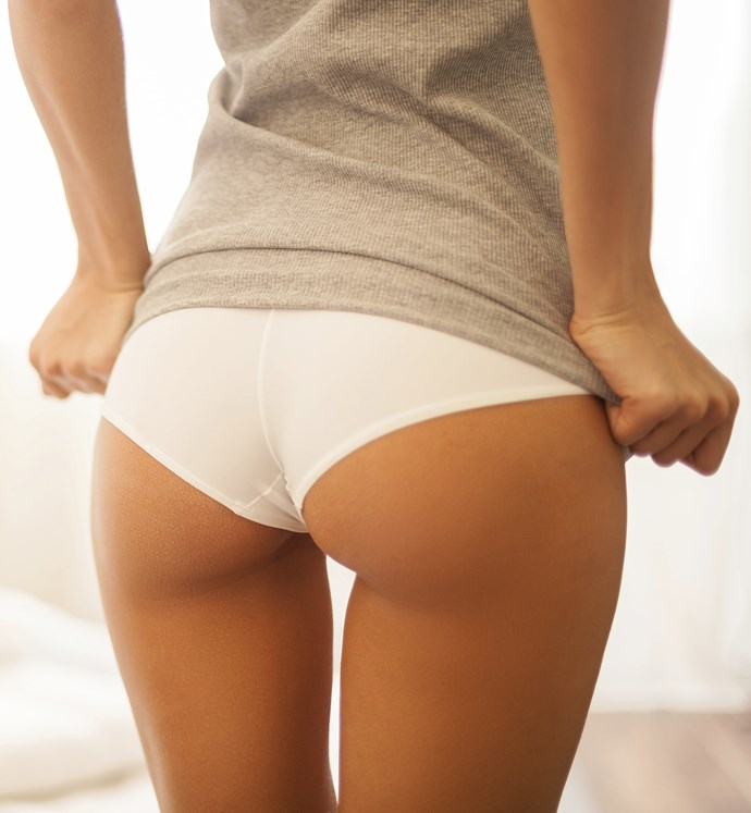 Would you get a facial for your bum?