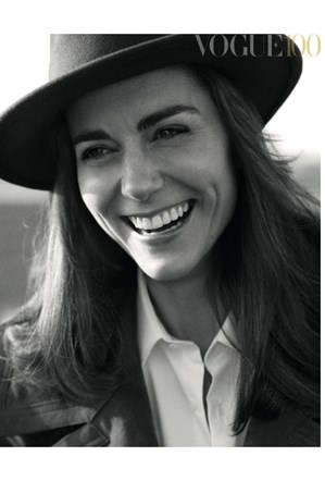 Duchess of Cambridge is Vogue's new cover star