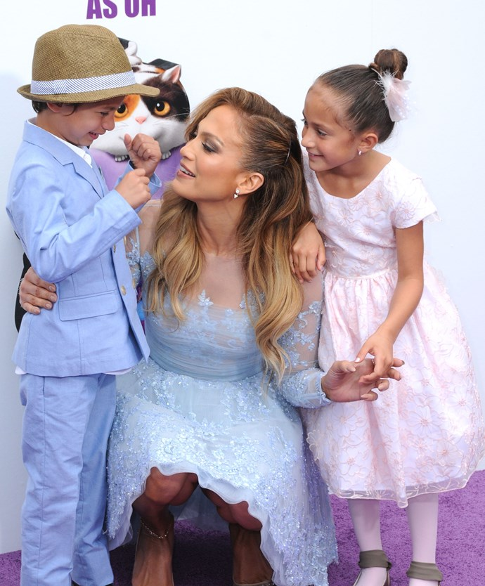 10 celebrities on motherhood