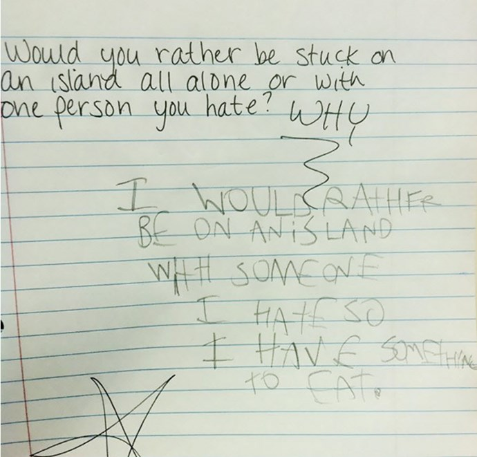 Kids prove they have the answers to everything