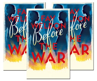 Before the war by Fay Weldon