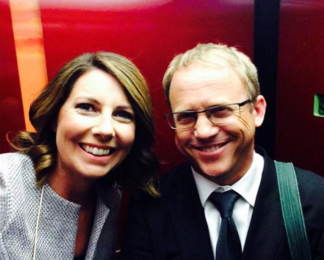 Former TV3 presenter Carolyn Robinson joins Seven Sharp
