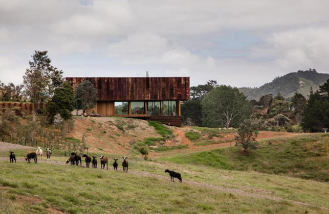 3 New Zealand houses named among the best in the world