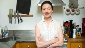 In the kitchen with Antonia Prebble