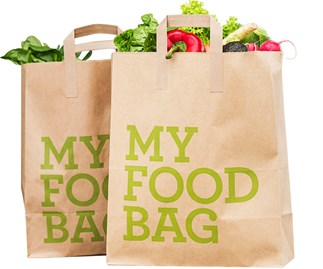 """My Food Bag's """"My Classic For Two"""" Bag voucher"""