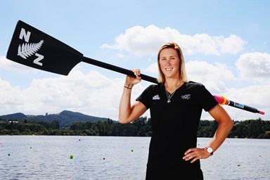 How to be: An Olympic rower with Emma Twigg