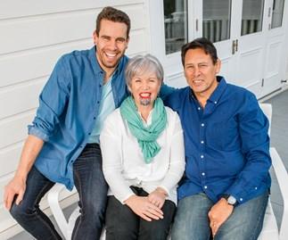 Buck Shelford's inspiring family challenge