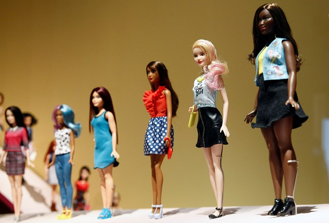 Out With The Girls talk: Diverse Barbie dolls