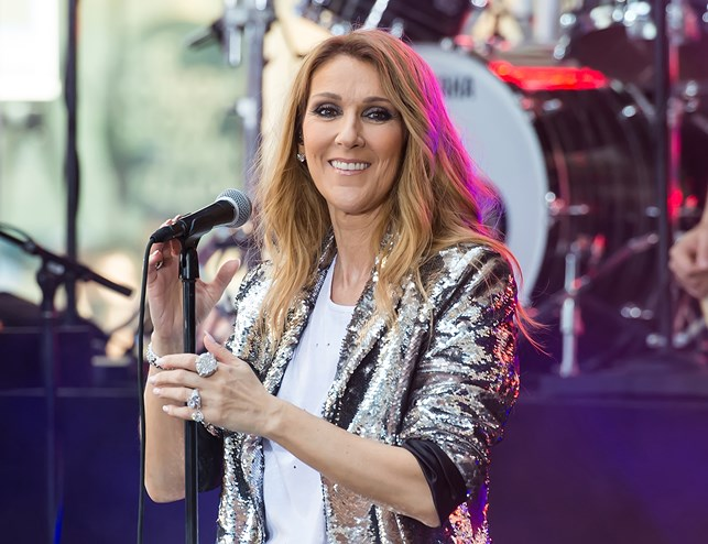 Celine Dion never wanted to sing My Heart Will Go On