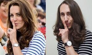 Radiologist recreates celebrity photos to raise money for cancer