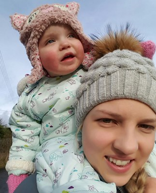 Time running out for mum who refused cancer treatment in order to save baby