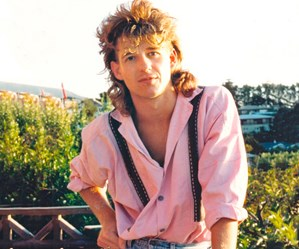 Kiwi stars open up their private 1980s photo albums
