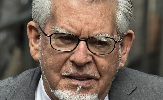 Rolf Harris writes vile new song in prison taunting vicitms