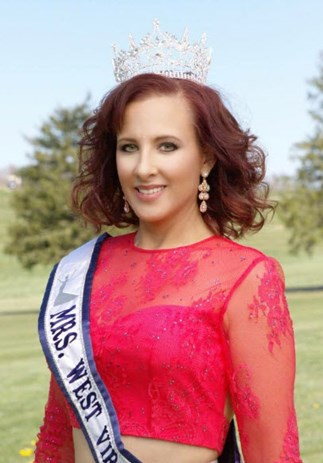 Mrs West Virginia Sarah White