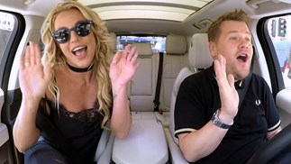 Britney Spears James Corden Carpool Karaoke