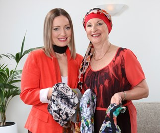 One daughter's mission to help her cancer stricken mum feel fashionable and feminine again