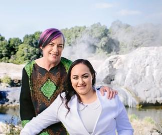 The Rotorua family fashion duo taking over Paris
