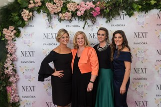 Behind the scenes at the 2016 NEXT Woman of the Year Awards