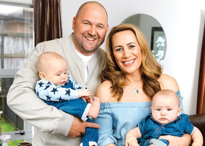 Jenny-May Clarkson on babies, work and marriage