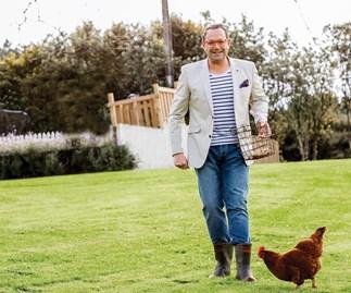 """Chef Mike Van de Elzen: """"I'm starting from scratch"""""""