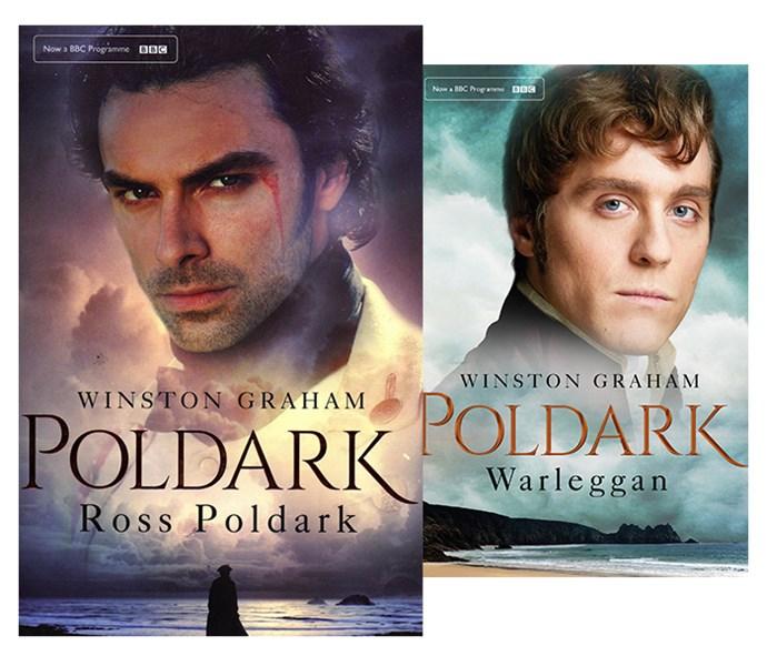Win one of 5 Poldark book packs