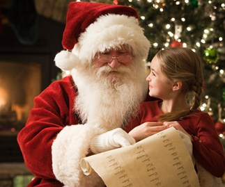 Santa 'lie' could be a problem for children