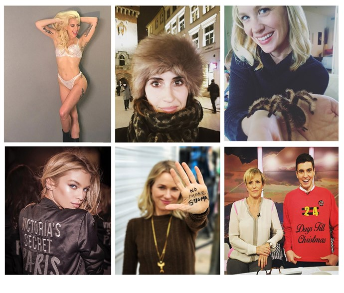 Best celebrity Instagrams of the week