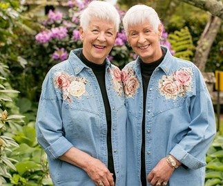 Jeanette Blackburn & Jeannine Smith, 75