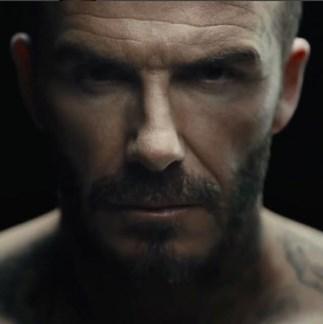 David Beckham's tattoo tribute to child violence