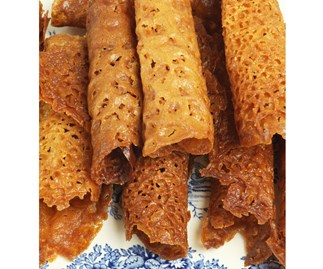 How to: Make your own brandy snaps