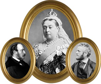 Queen Victoria's secret passion
