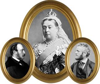 Queen Victoria's secret passion