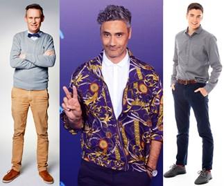 David Hartnell's Best Dressed Men of 2016
