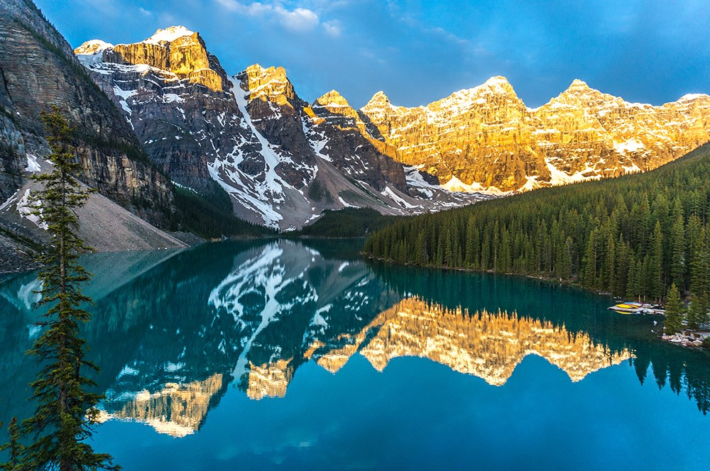 If there was ever a time to visit Canada then 2017 is it. The country will mark its 150th celebration of the Canadian Confederation and in honour of the anniversary Parks Canada are offering free admission to all its national parks for the entire year. Canada's breathtaking sites are a must-see, so load up a campervan and get trekking.