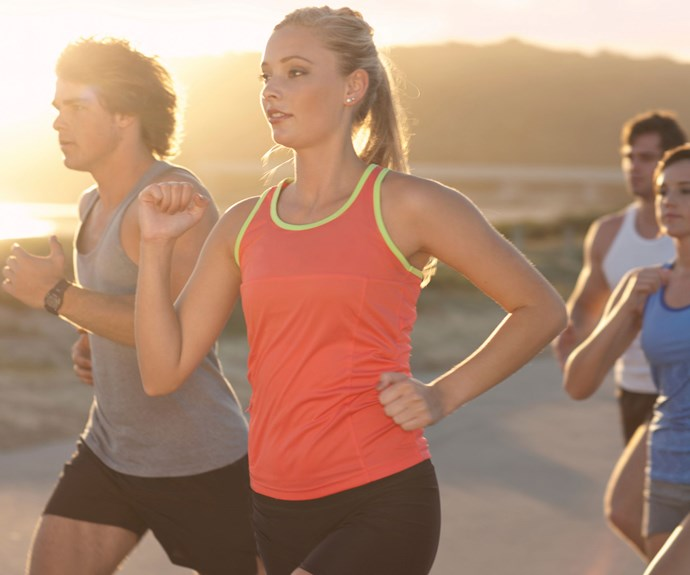 Exercising less often but for longer has benefits