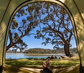 Camping New Zealand