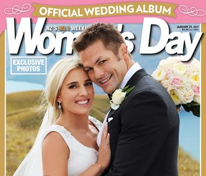Inside Richie McCaw and Gemma Flynn's Wanaka wedding