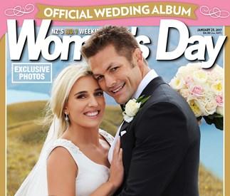 Inside Richie McCaw and Gemma Flynn's Wanaka wedding