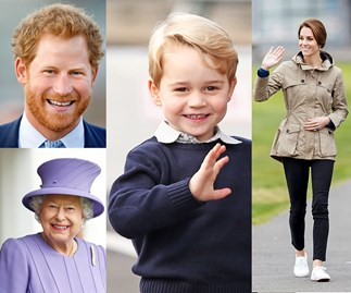 How well do you know the British royal family?