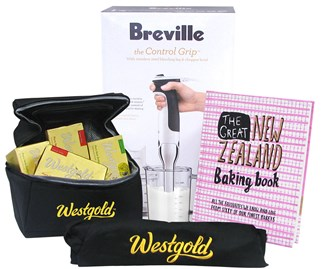 Win a Westgold Baking Essentials Prize pack