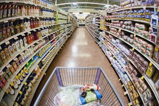 Supermarket trials 'quiet hour' for those with autism