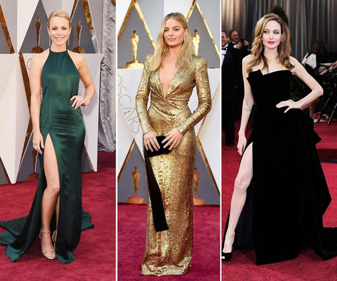 The Oscars: Best-dressed of all time