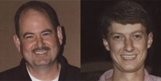 Father and son killed after head on collision with each other