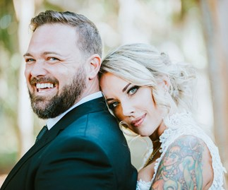 Wedding of the week: Chevelle & Jason Binedell