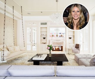 See inside Gwyneth Paltrow's New York apartment