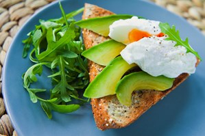 The secret to perfect poached eggs