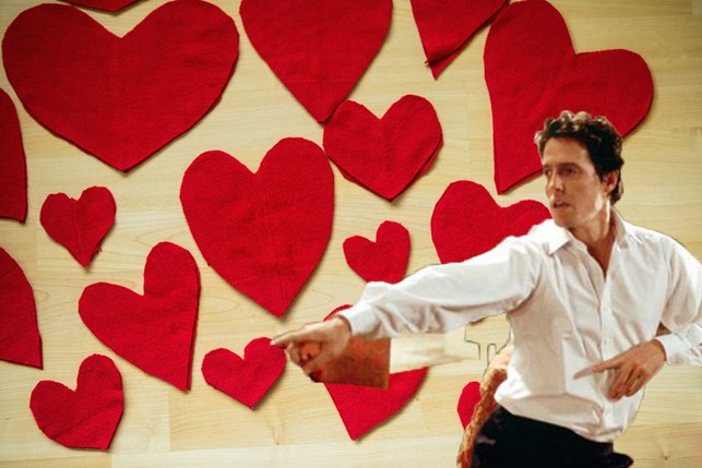 Love Actually sequel: Featuring Hugh Grant dancing to Hotline Bling