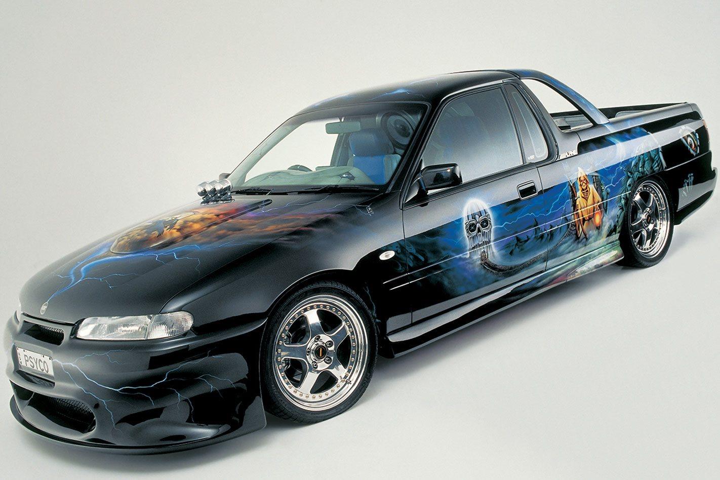 For Sale Award Winning Psyco Holden Vs Ute Street Machine